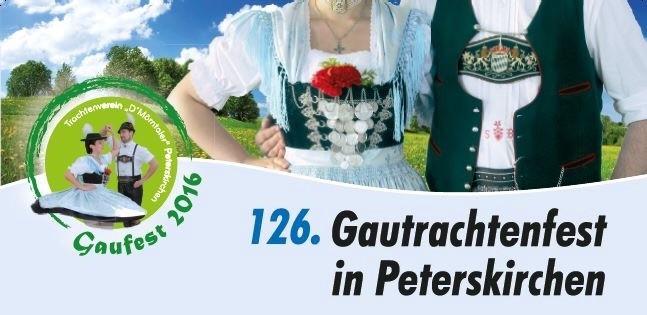 Infos zur Teilnahme am Gautrachtenfest am Festsonntag